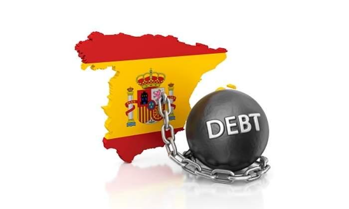 España, una nación endeudada