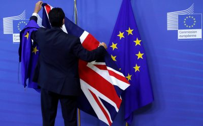 Pandemia y fin del Brexit